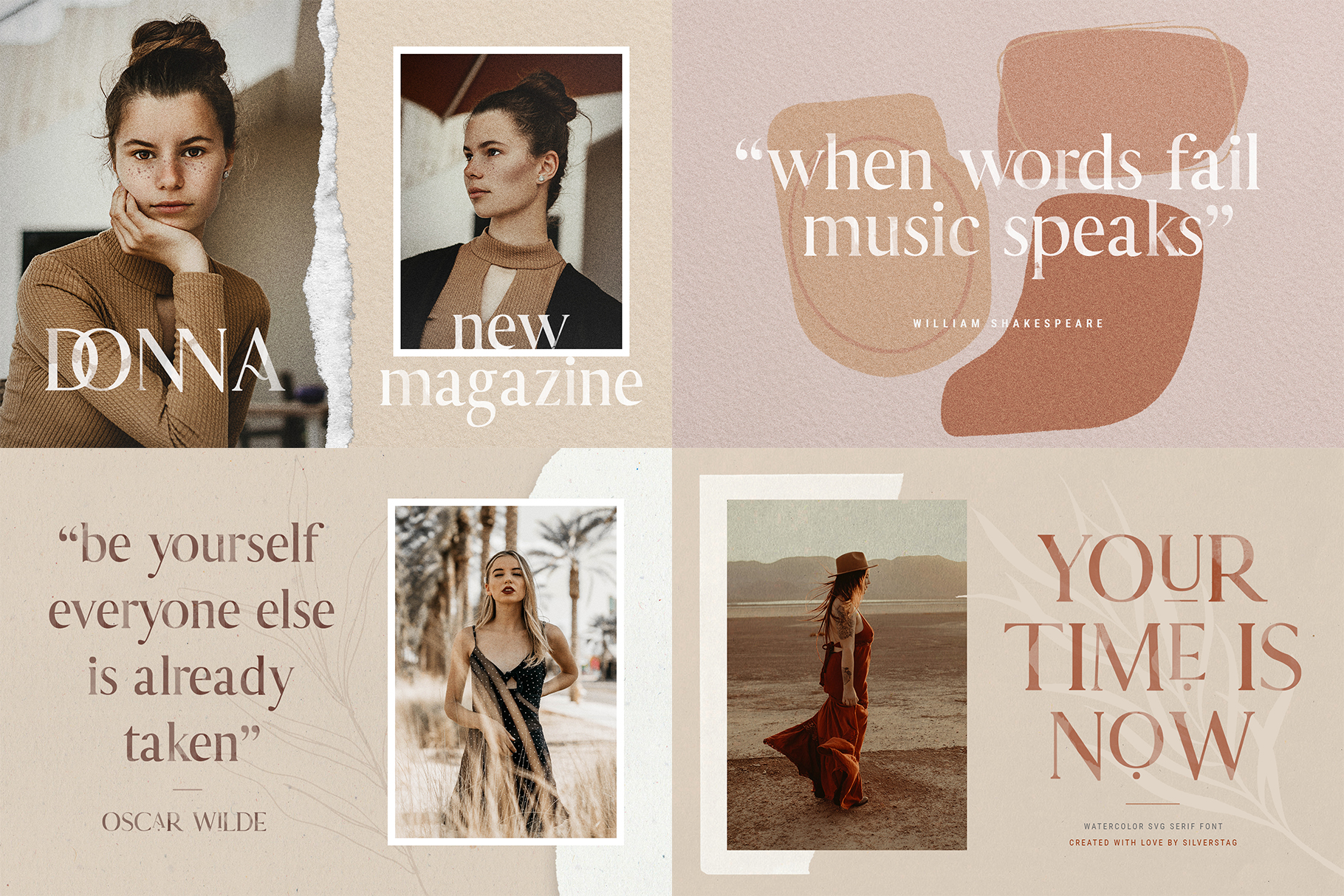 Font Bundle - Limited Time Edition With 80 Percent OFF example image 7