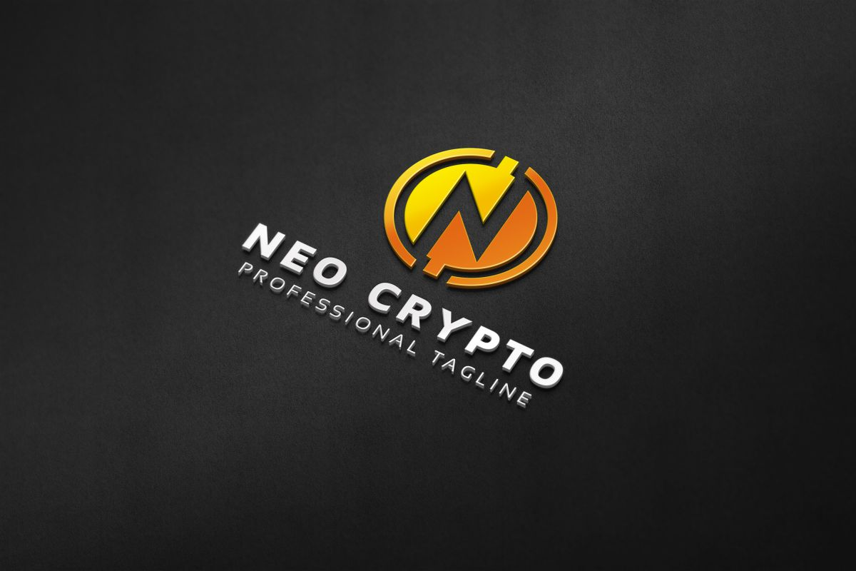 Neo Crypto N Letter Logo example image 3