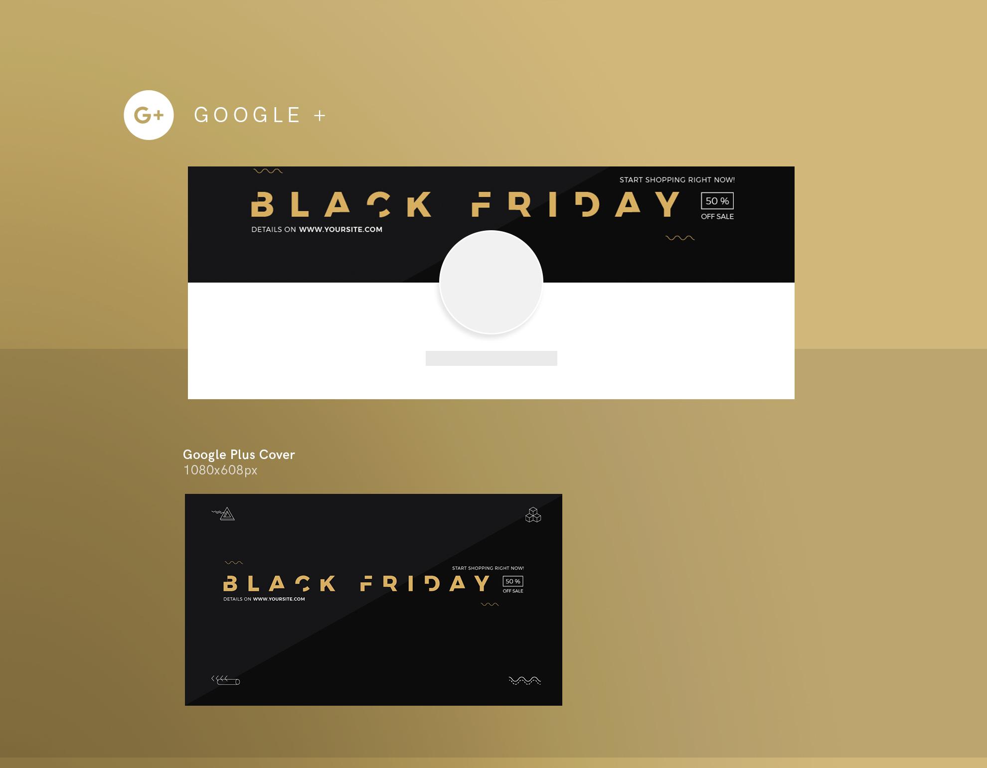 Black Friday Sale Design Templates Bundle example image 8