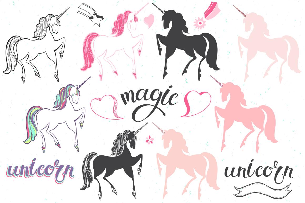 Unicorn. example image 4