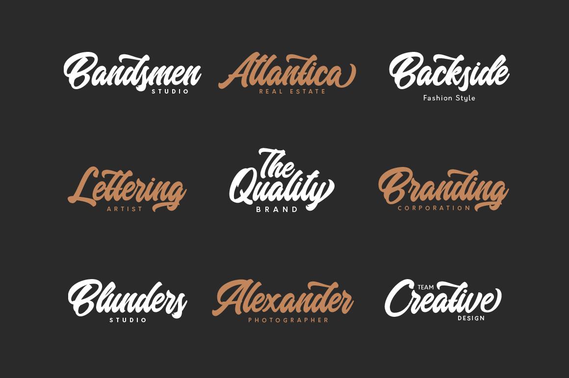 Margents - Logotype example image 2