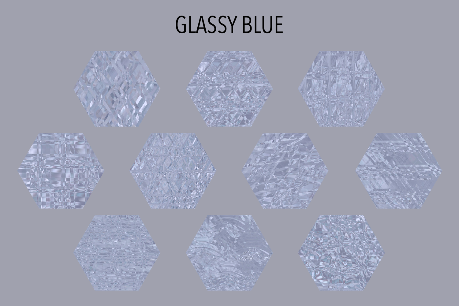 Glassy Textures example image 12