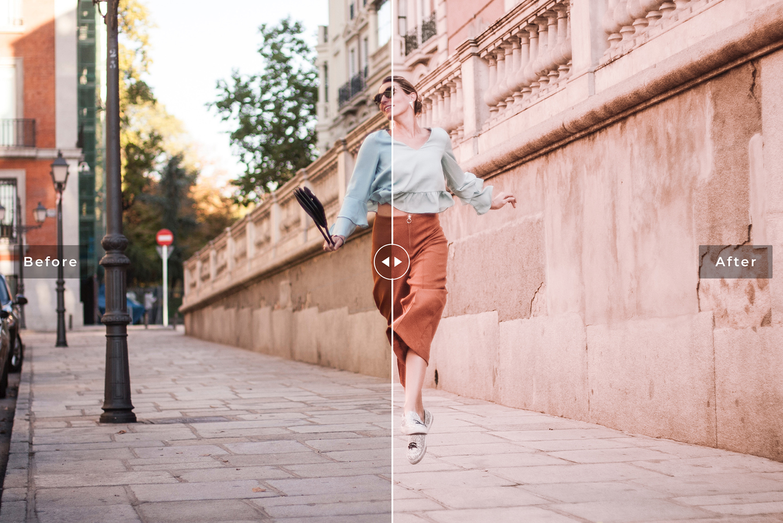 Madrid Mobile & Desktop Lightroom Presets example image 6