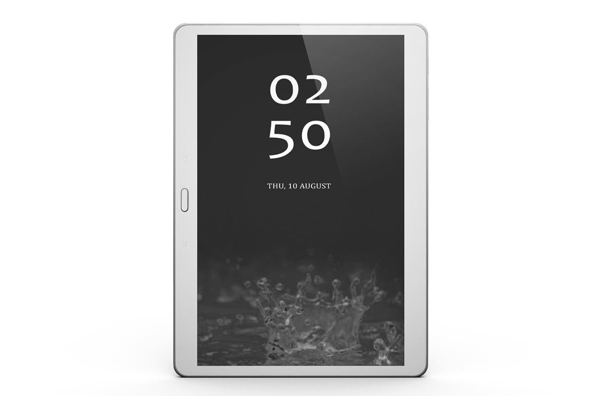 Samsung Galaxy S Tab Mockup example image 6