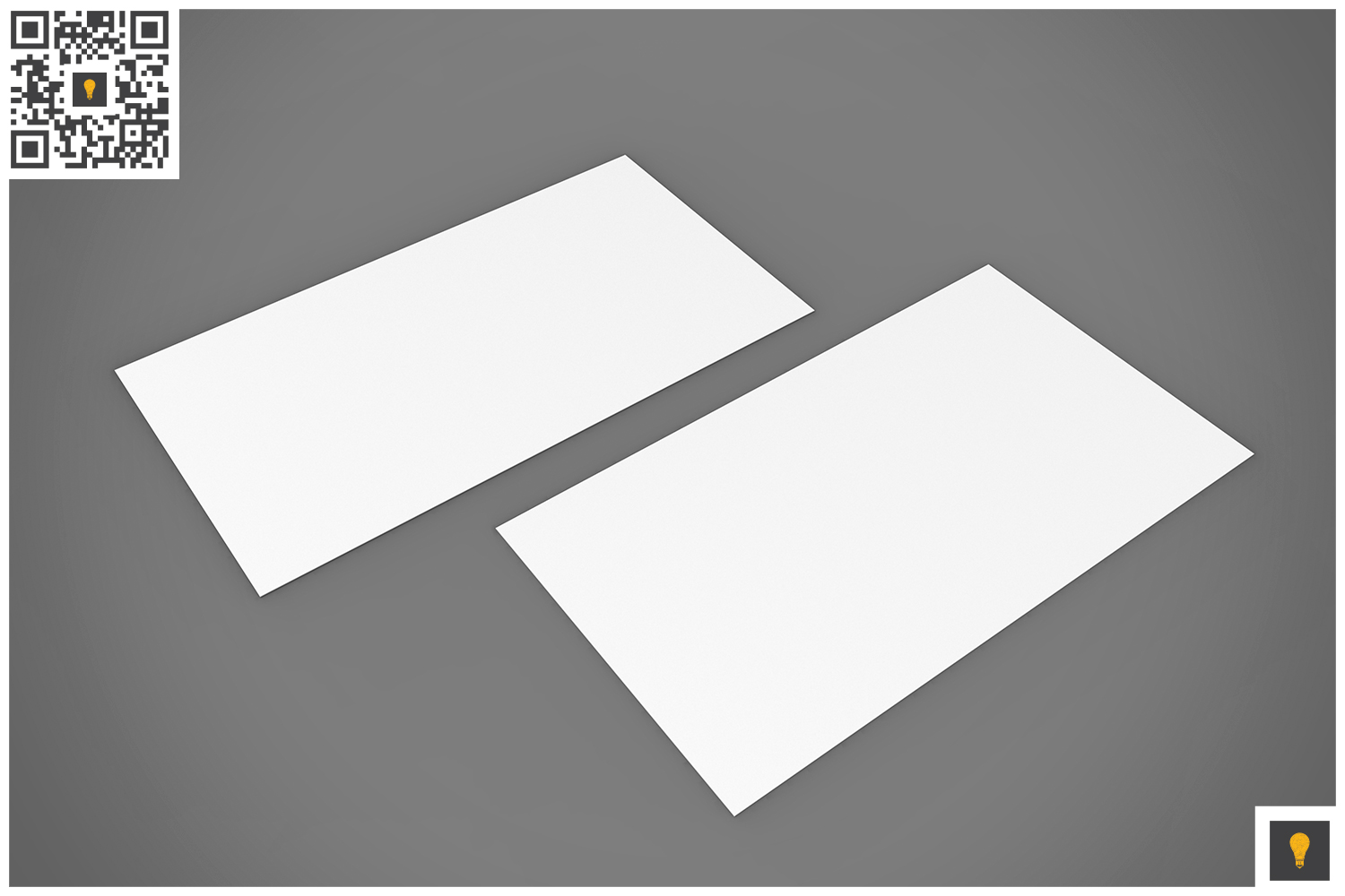 Business Card 3D Render example image 5