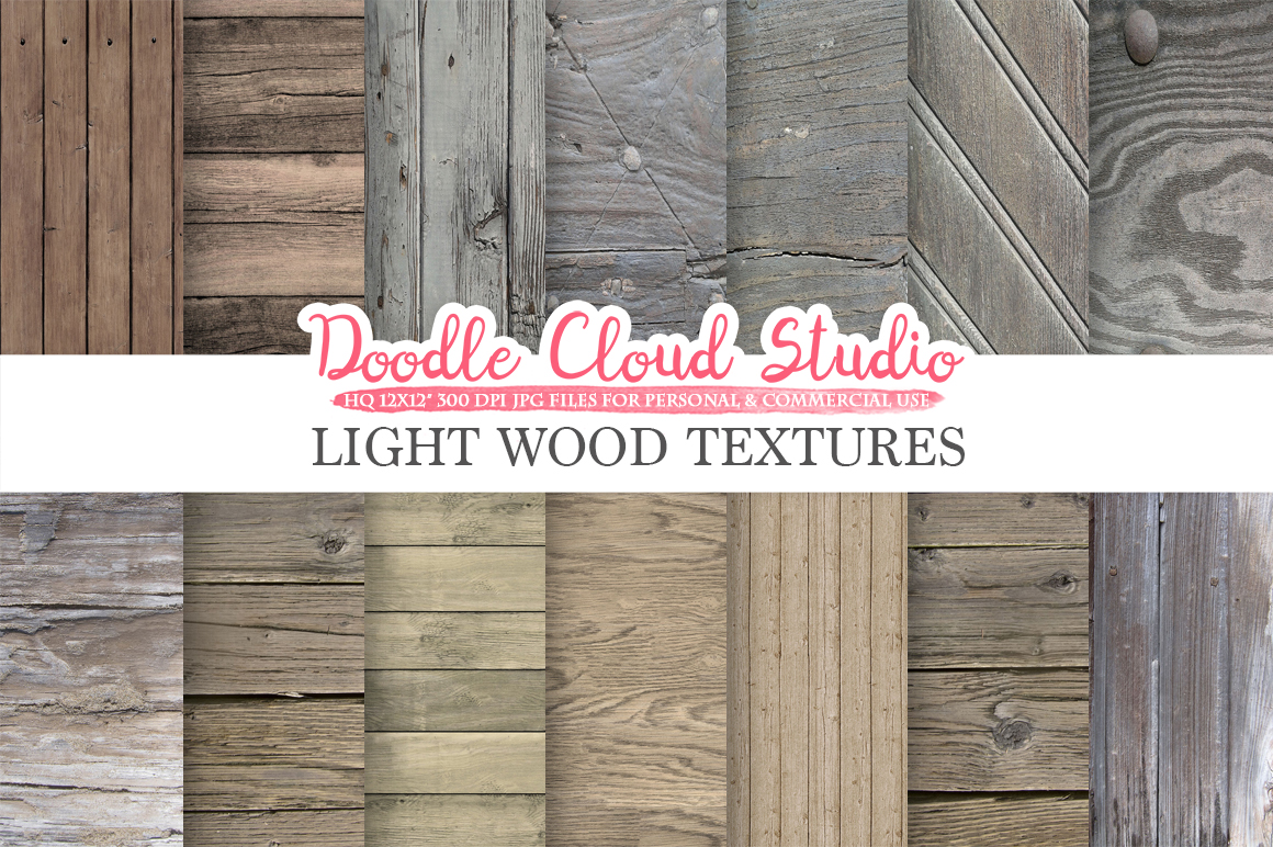 Light Wood digital paper, Shabby Old Wood, Distressed Wood Backgrounds, Real Rustic Wood textures Instant Download Personal & Commercial Use example image 2