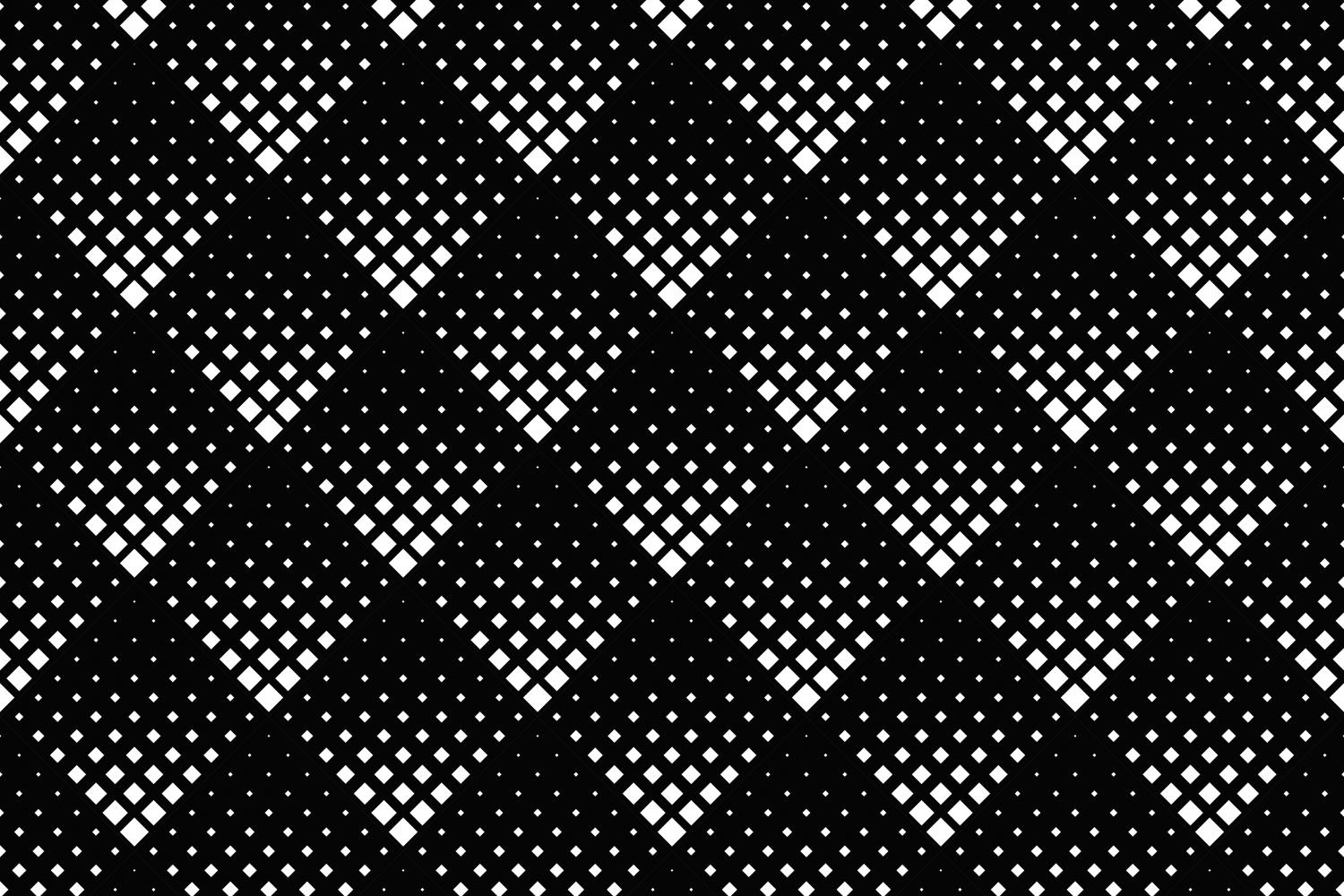 24 Seamless Square Patterns example image 12
