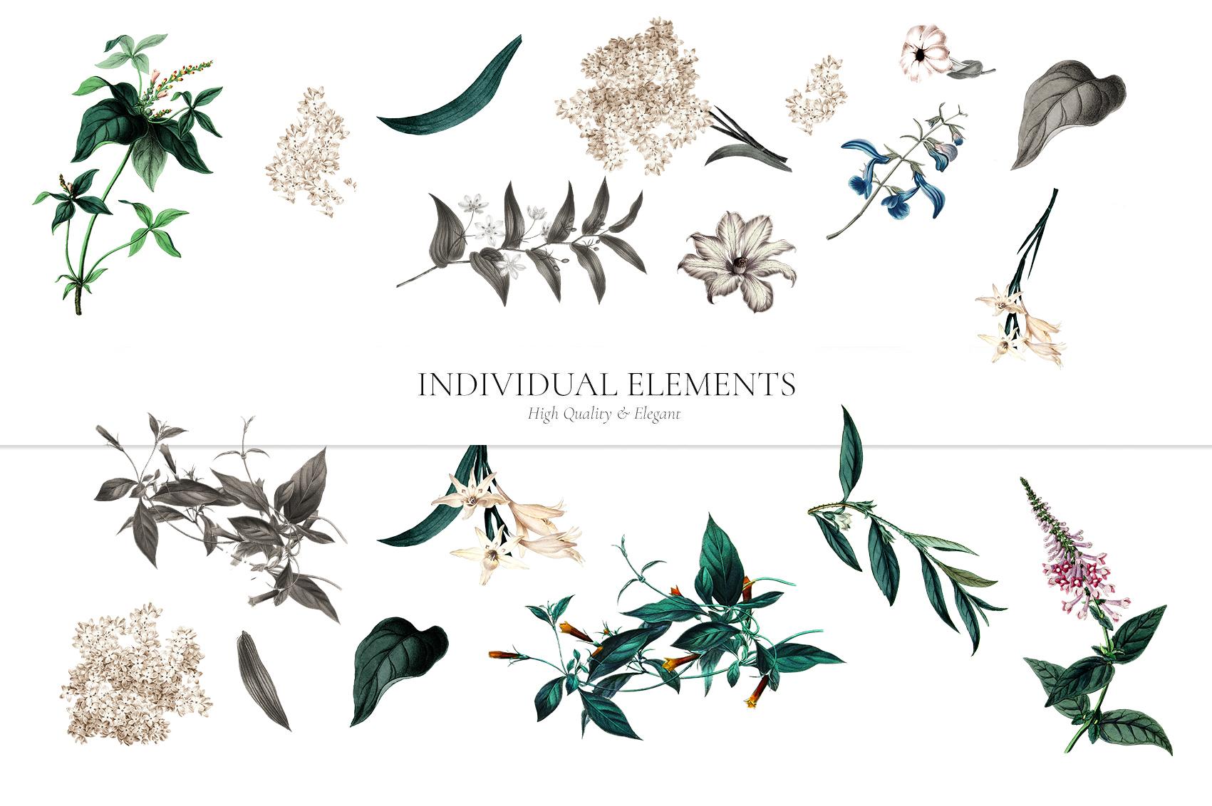 Essence | 3 Seamless Pattern example image 6