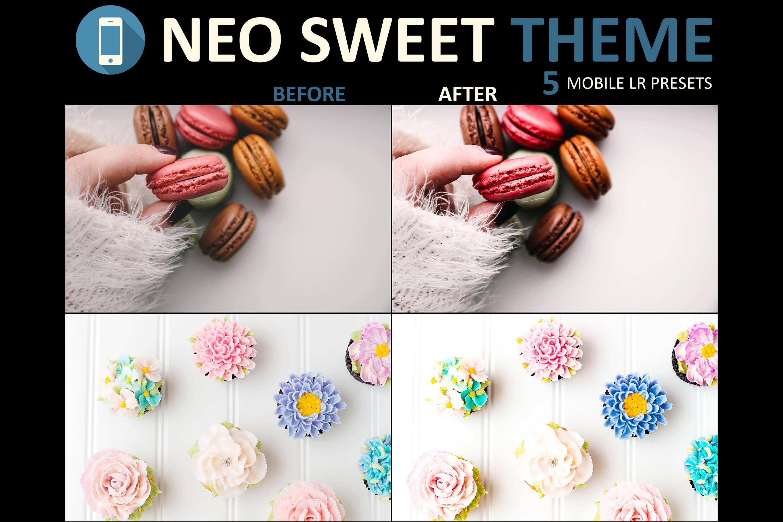 Neo Sweet Theme mobile lightroom presets example image 10