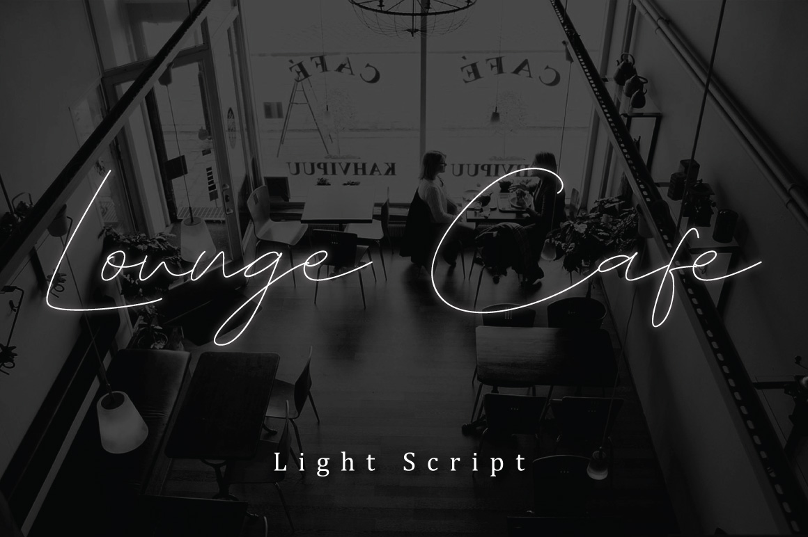 Budapest Script Font - 6 Fonts example image 5