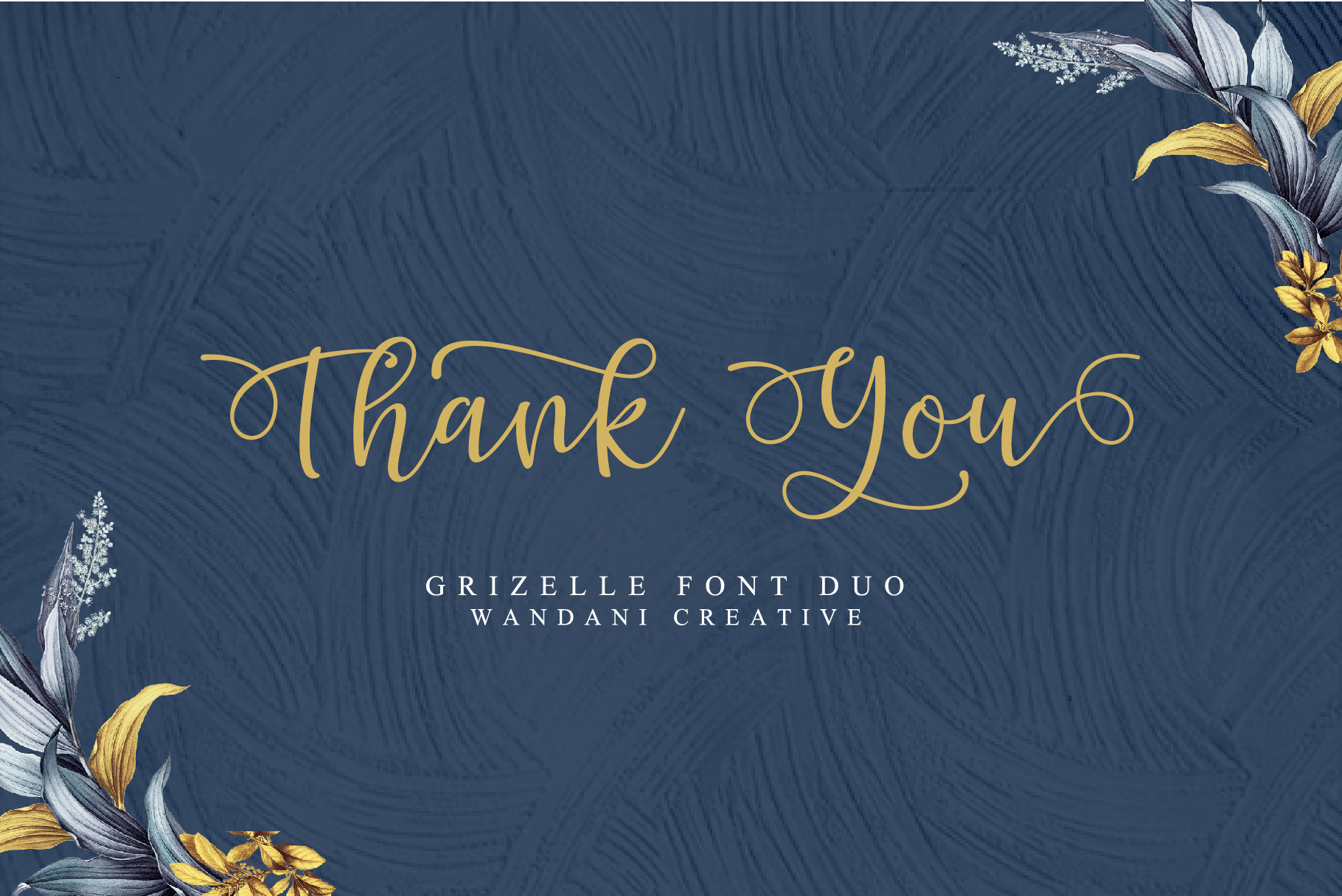 Hello Grizelle Font Duo example image 12
