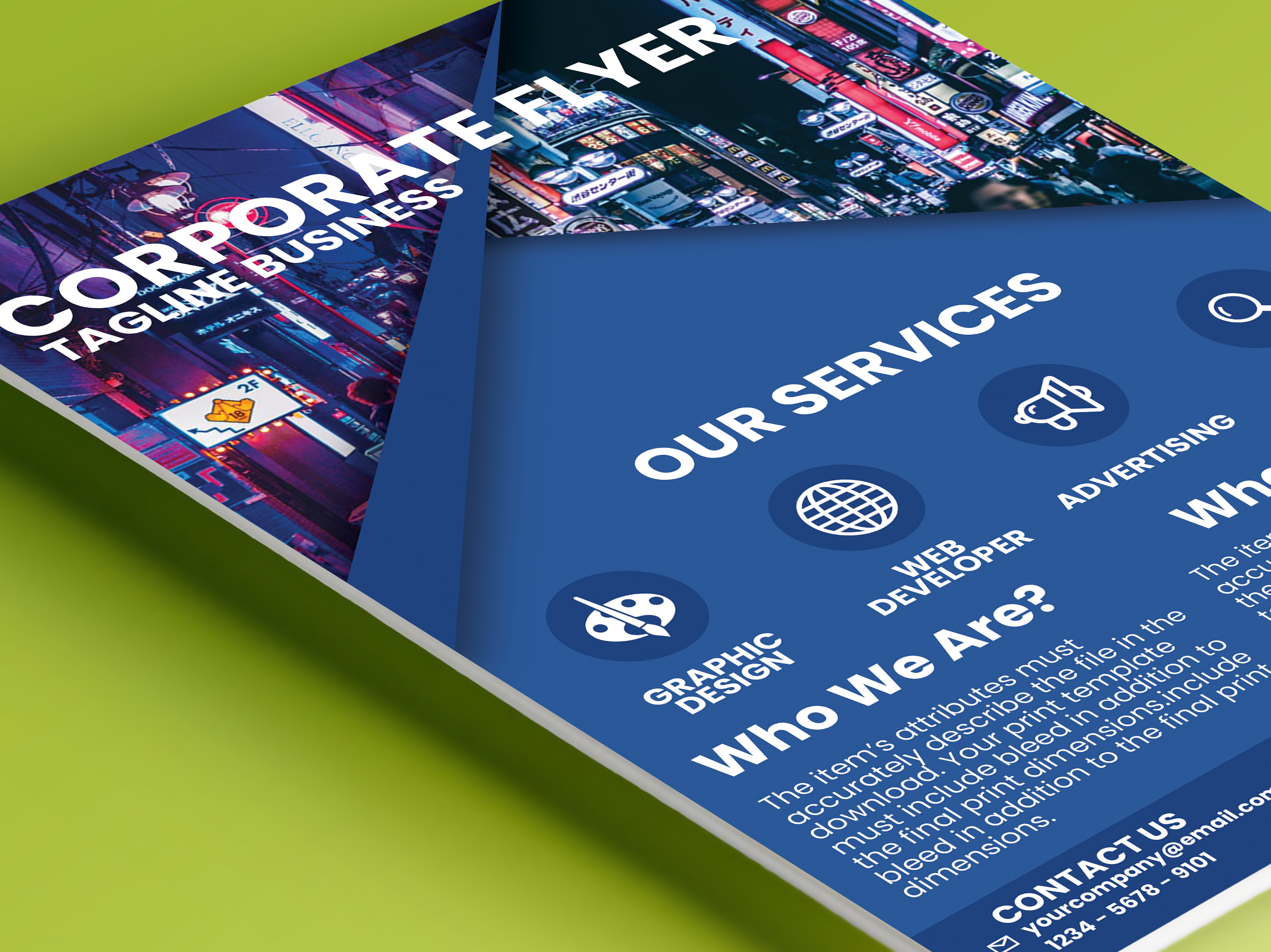 Corporate Flyer Vol. 3 example image 5