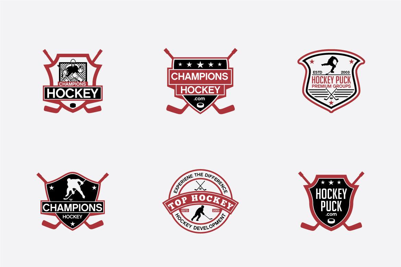 173 Sports Badges and Logo Bundle example image 18