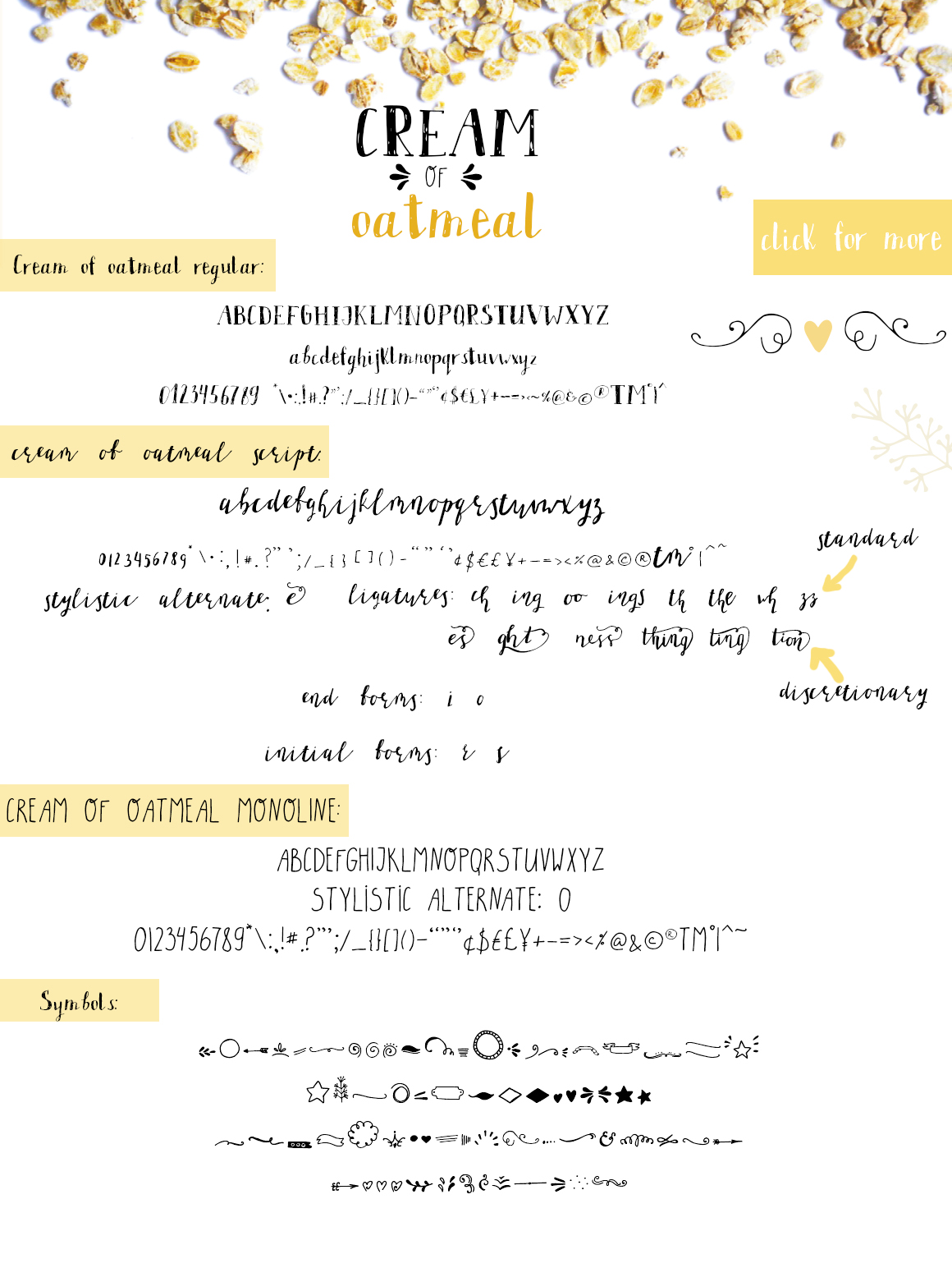 Cream of Outmeal example image 6