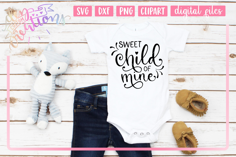 Mom Baby & Toddler Life Bundle - Hand lettered SVG cut file example image 4