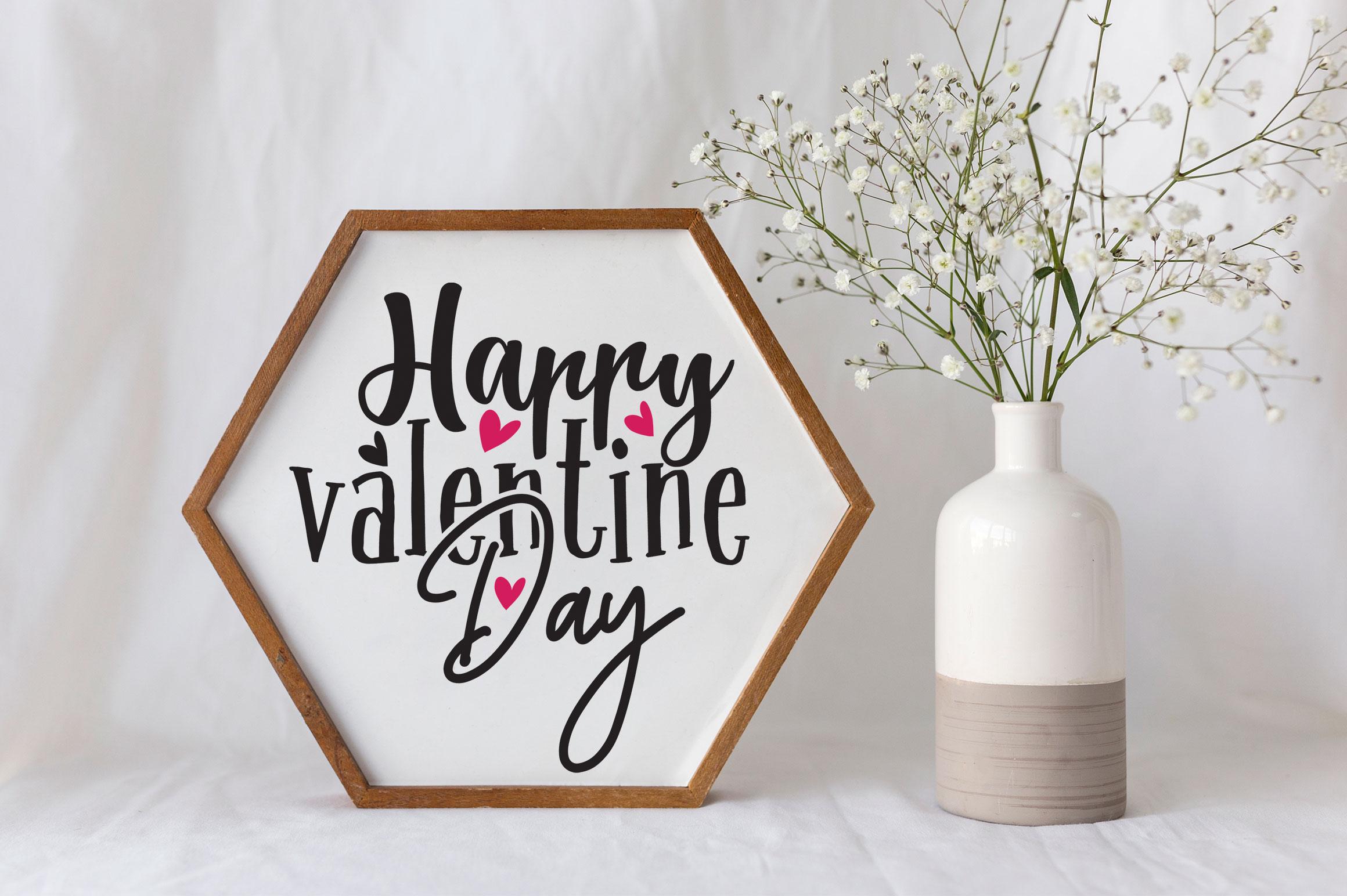 Valentine SVG Design Bundle Vol 1 example image 6