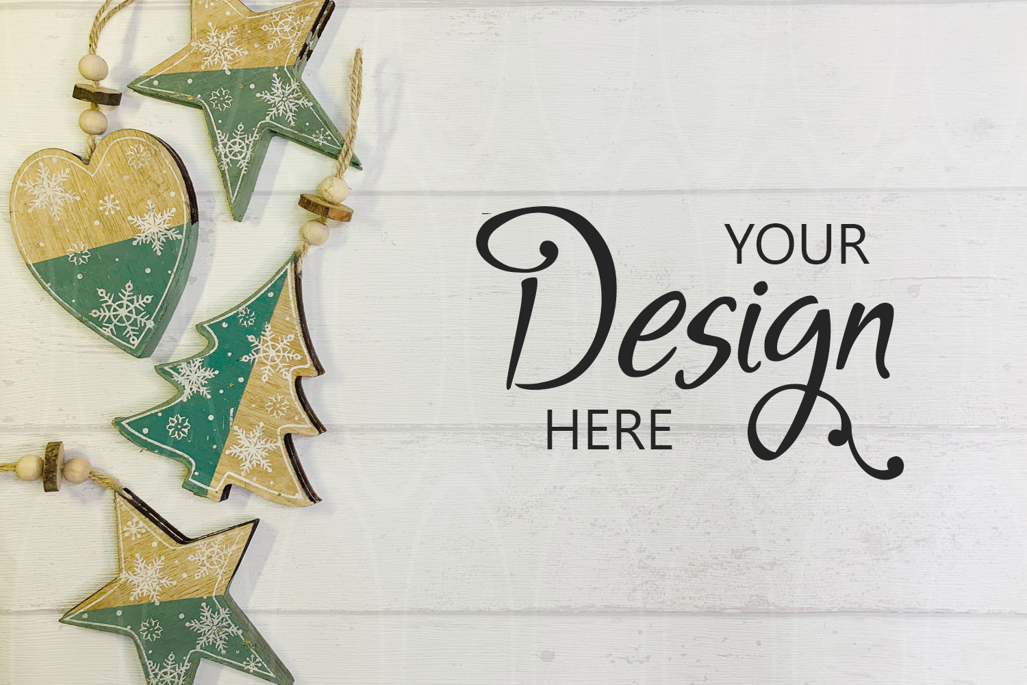 Your Design Here Desktop Styled Stock photography Branding example image 1