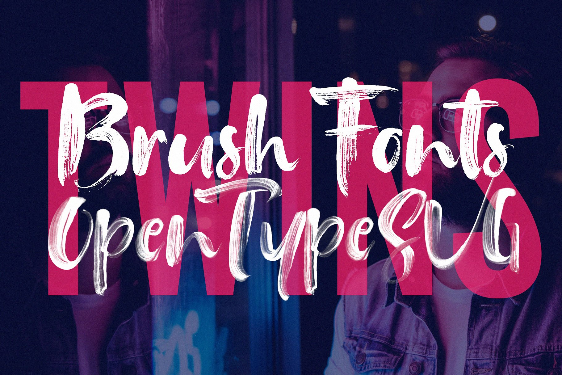 Tanktop SVG & Brush Fonts example image 8
