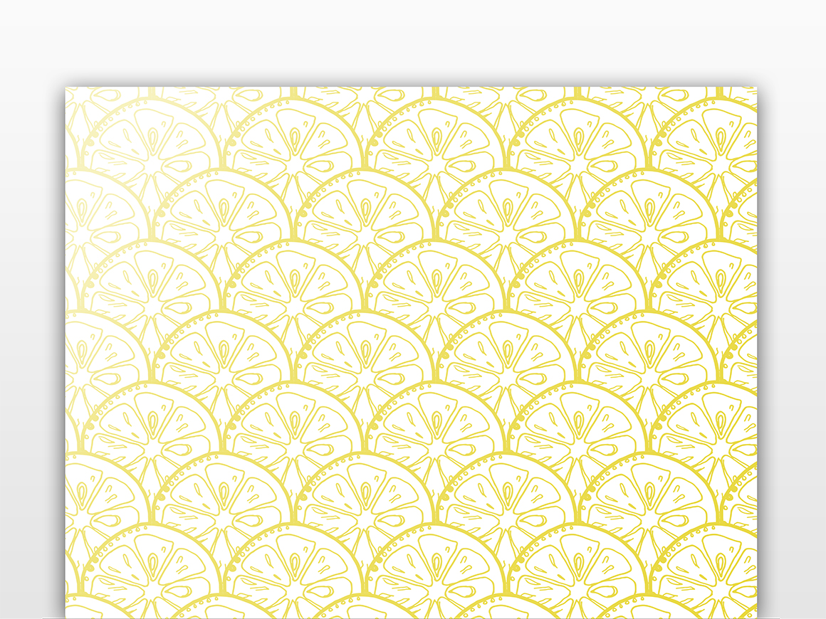 Lemons collection (158 vector and raster files) : 4 Patterns, 4 clipart Alphabets (144 png, 4 eps). example image 10