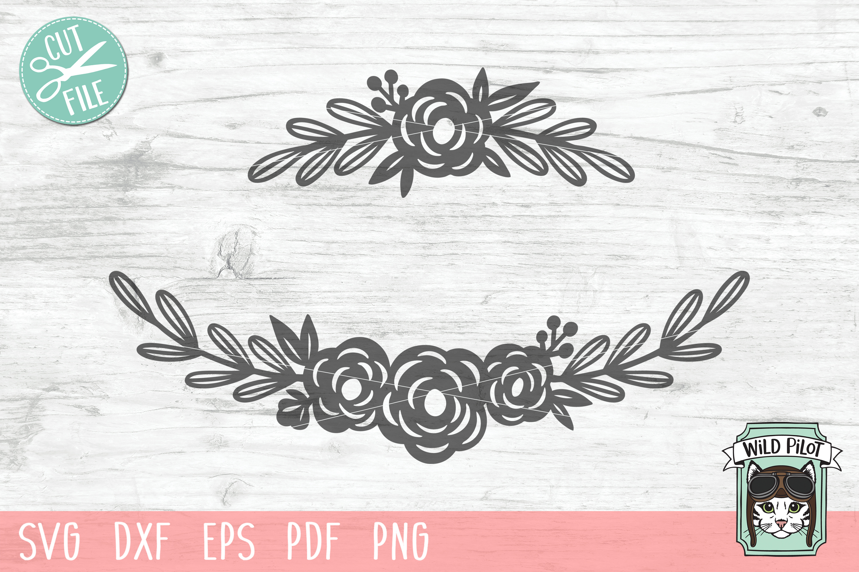 Download Get Free Floral Border Svg PNG Free SVG files | Silhouette ...