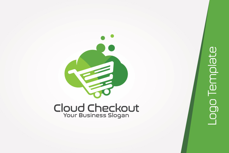 Cloud Computing Logo Template example image 3