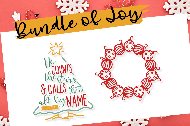 Bundle Of Joy - Christmas SVG Bundle  example image 3