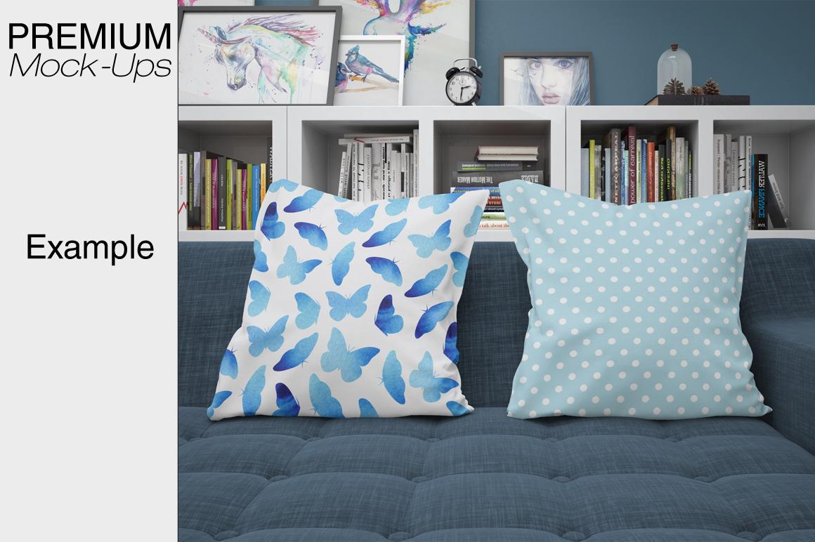 Pillows Mockup Set example image 5