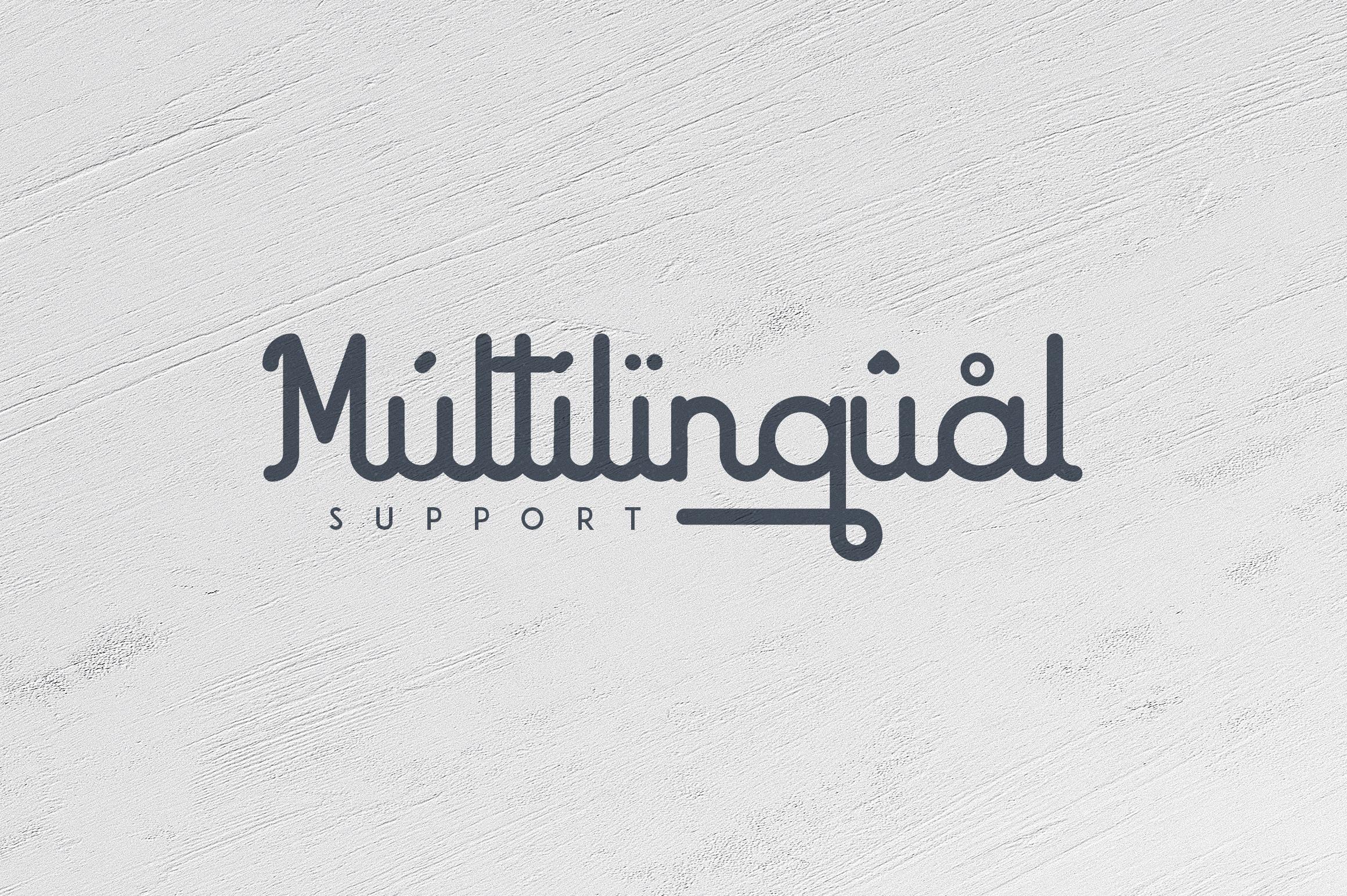 Godlike font + Logo Templates example image 6