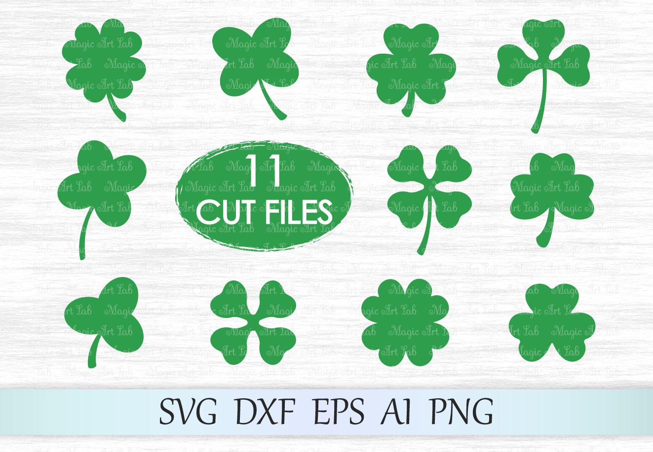 Shamrock svg, Saint Patrick day svg, Clover svg, Saint svg, Shamrock svg file, Shamrock cut file, Shamrock cricut, Shamrock clipart, Shamrock example image 1