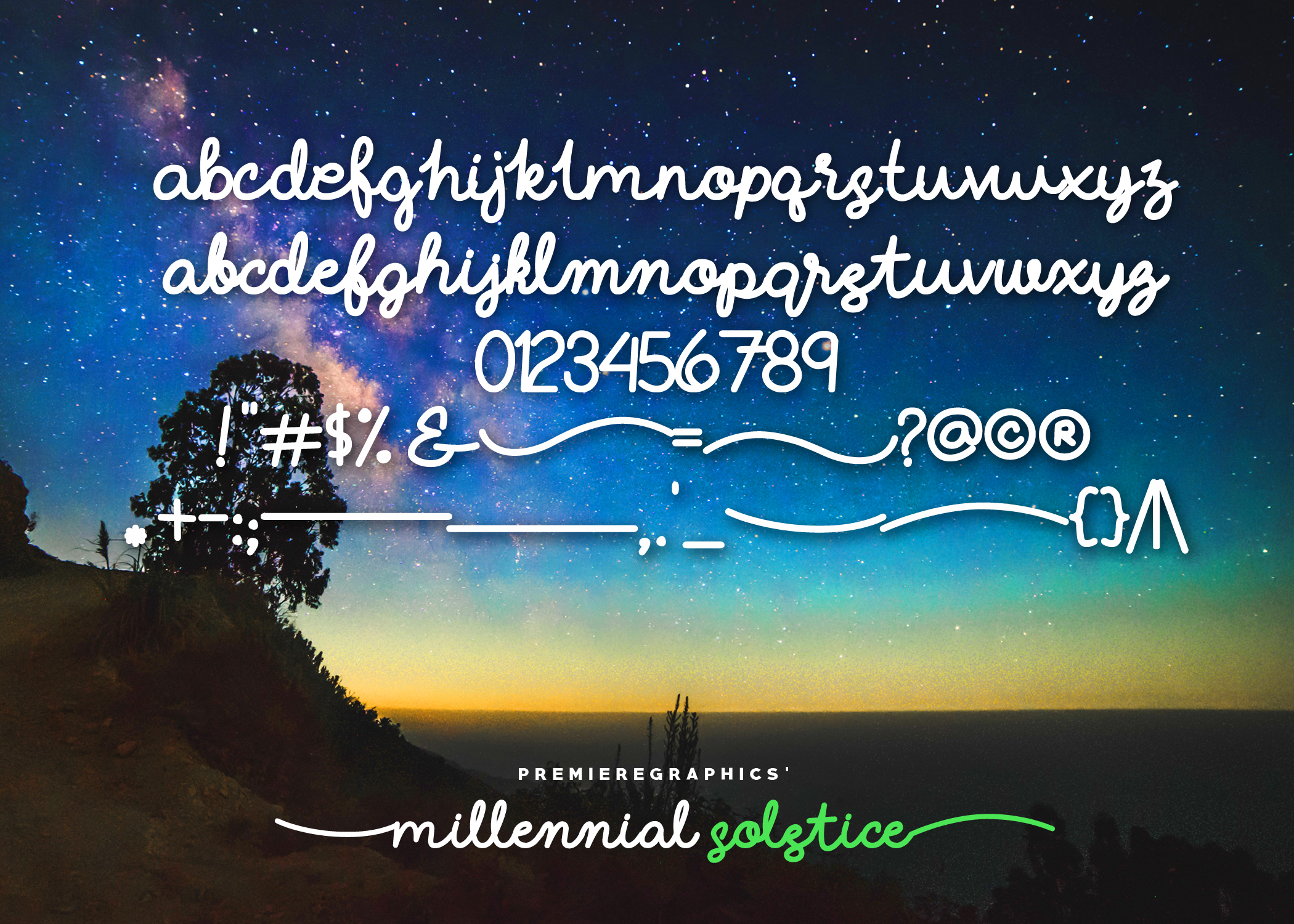 Millennial Solstice example image 4