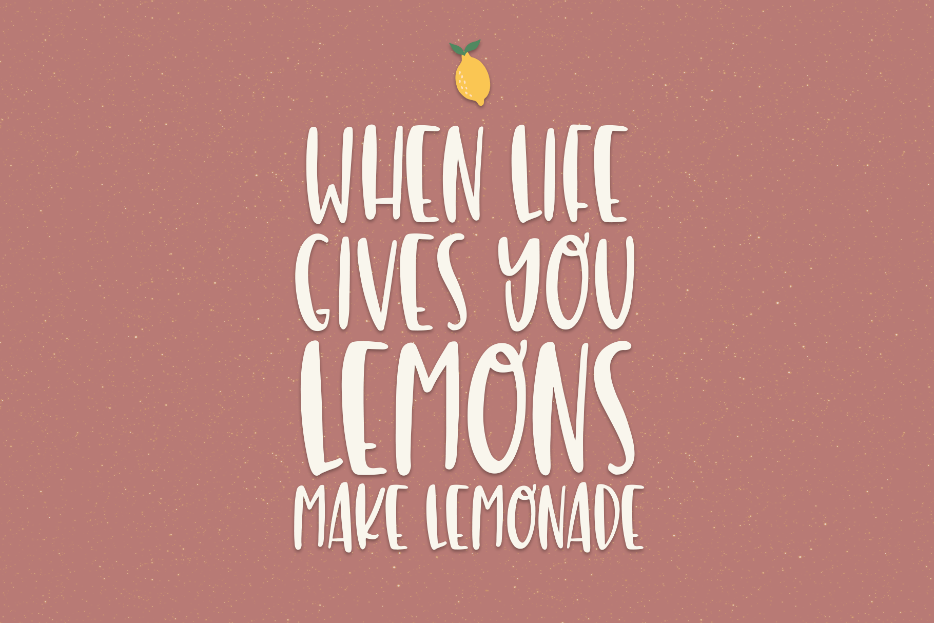Lemon Cookies - A Fun Handwritten Font example image 2