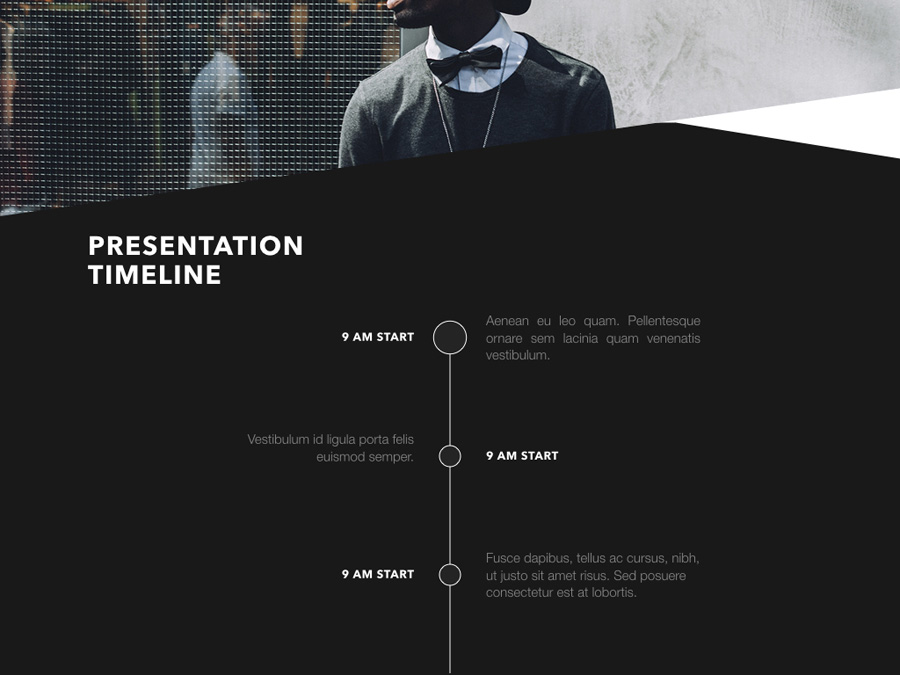 Fashion Edge PowerPoint Template example image 5