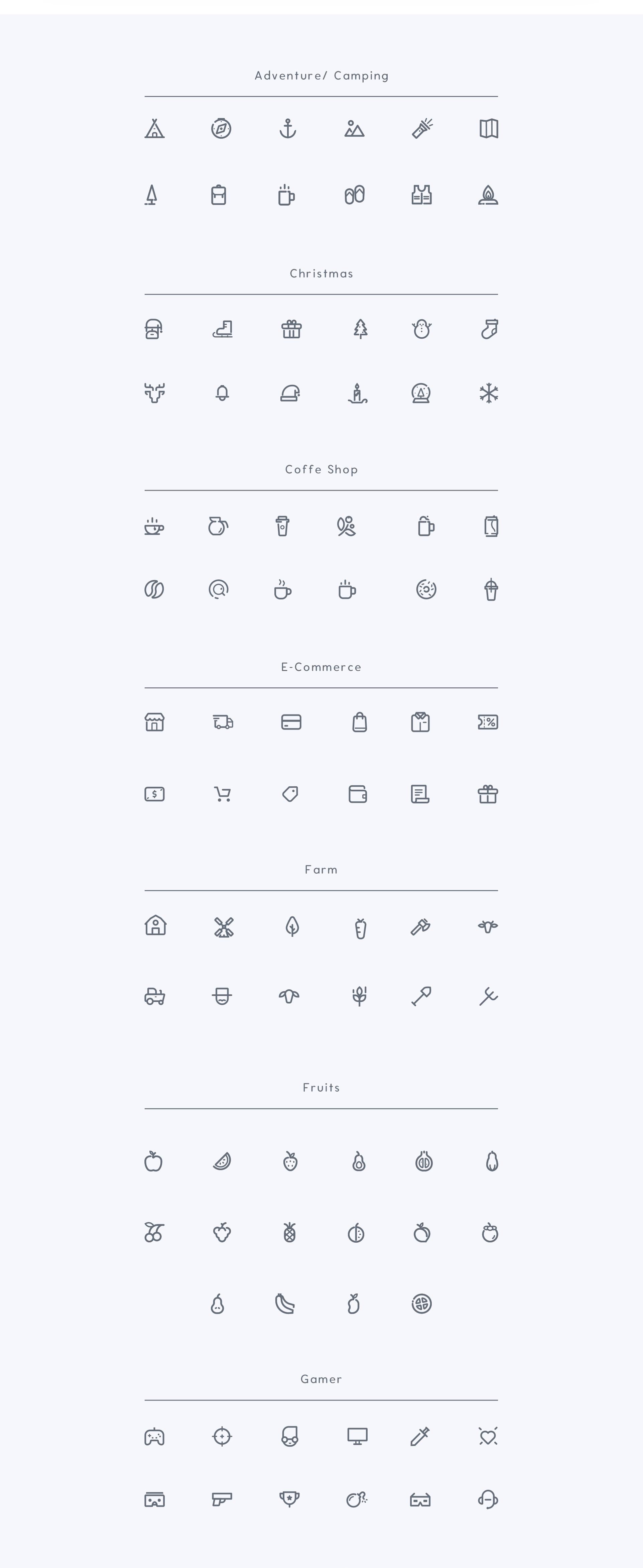 UICON - 280 Icons Bundle Pro Pack example image 3