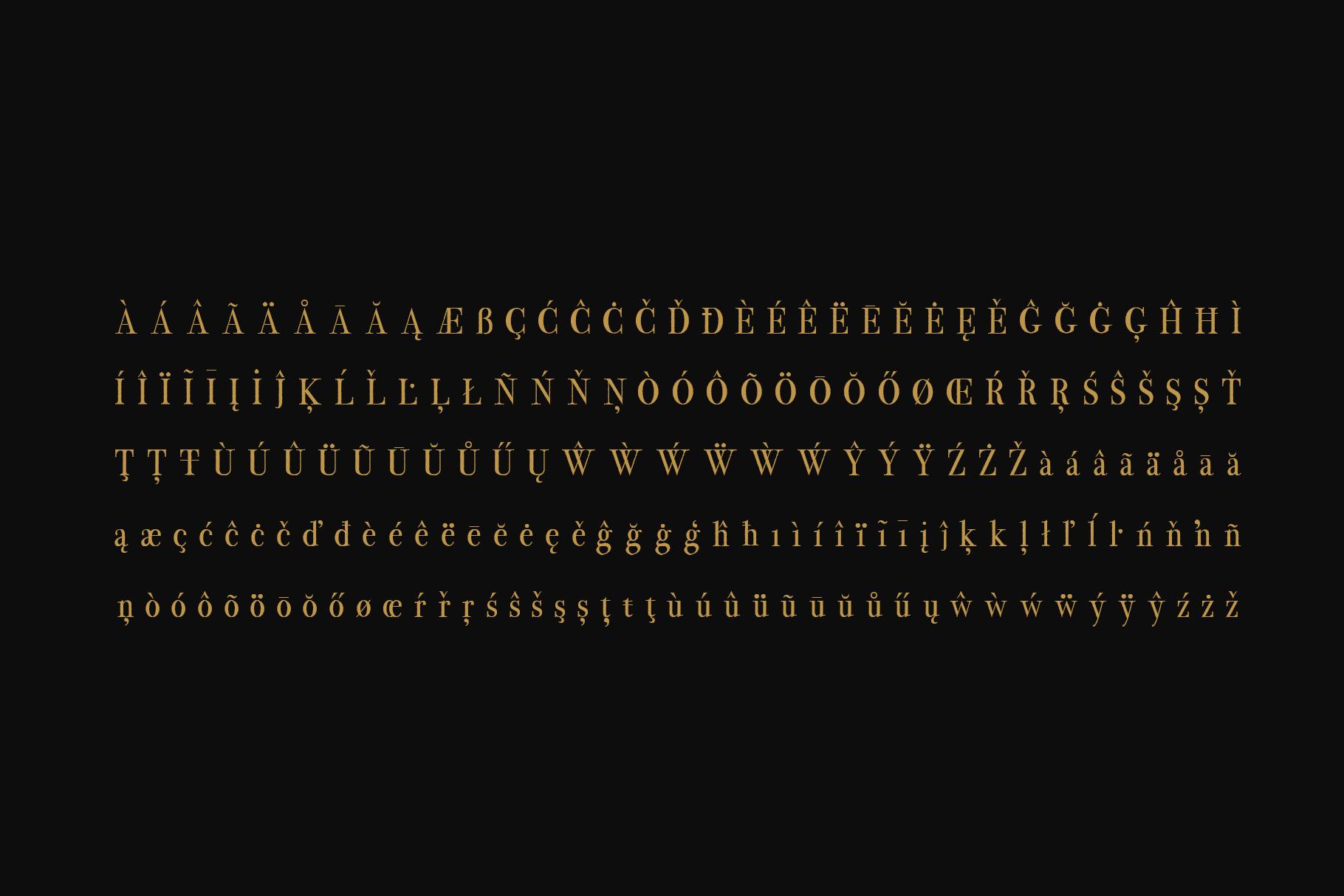 Furano font example image 3
