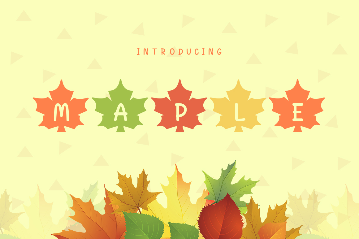 Maple Font example image 1