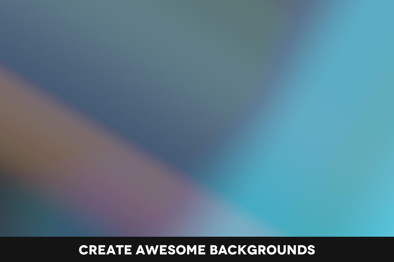 Ocean - Photoshop Gradients Pack example image 4