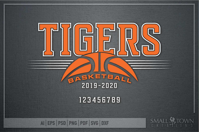 Tiger, Athletics, Sport, Team, Logo, PRINT, CUT, DESIGN example image 5