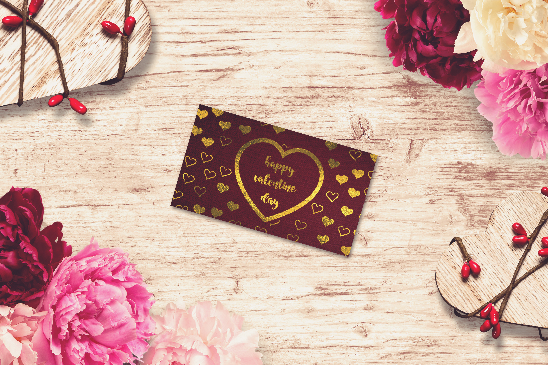 Valentine Card Mock-up #18 example image 1