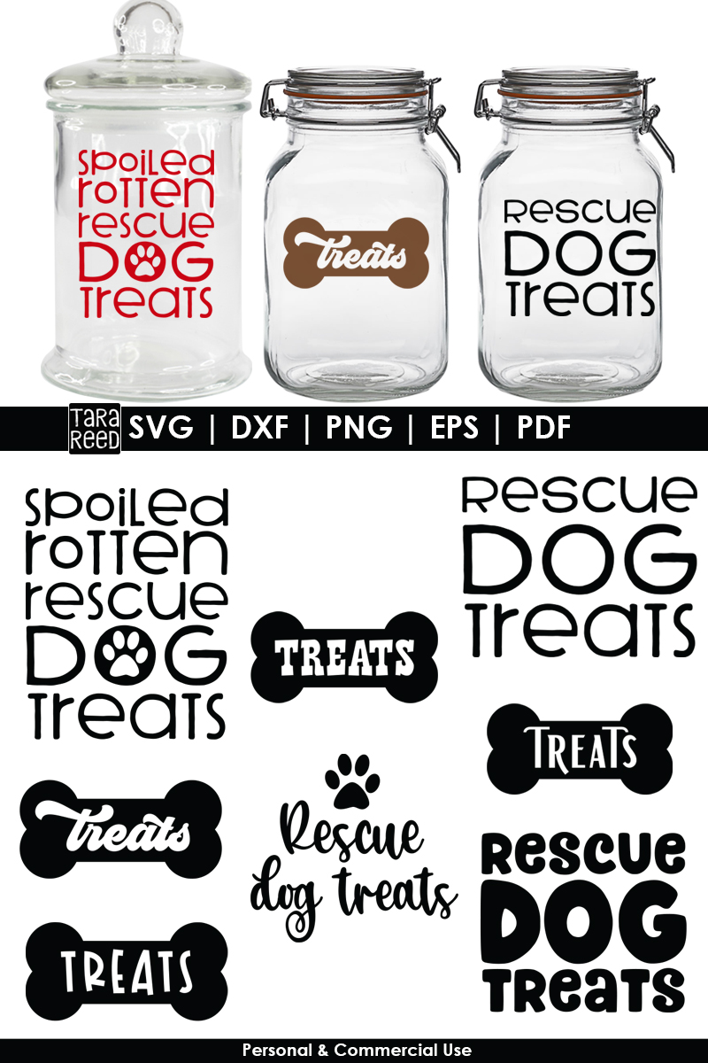Rescue Dog MEGA Bundle - Rescue Dog SVG Files for Crafters example image 5