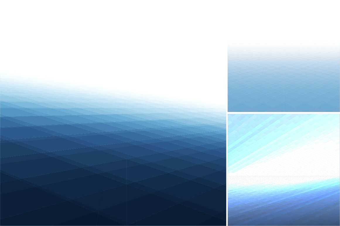Blue abstract backgrounds. example image 2