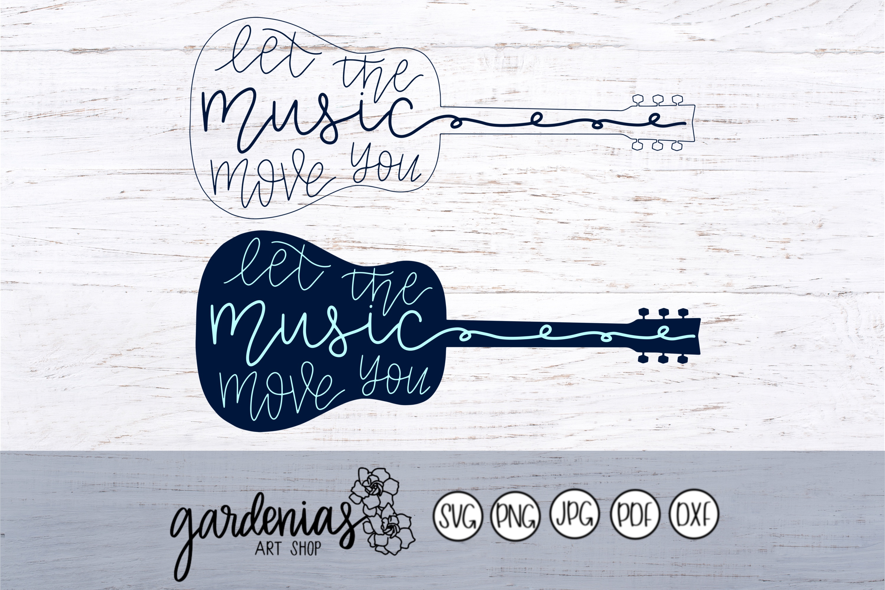 Let the Music Move You example image 1
