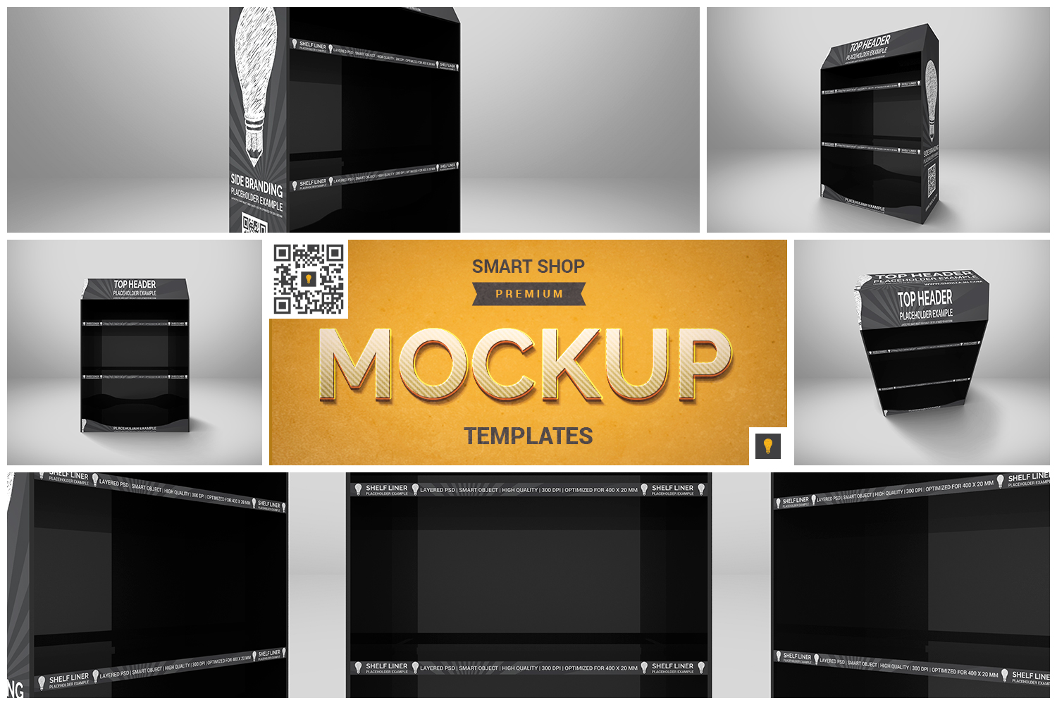 Stand Mockup Bundle 40% SAVINGS example image 7