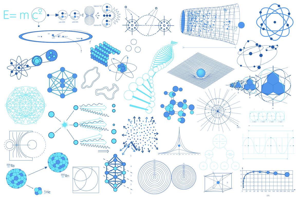 SCIENTIFIC Diagrams Collection example image 8