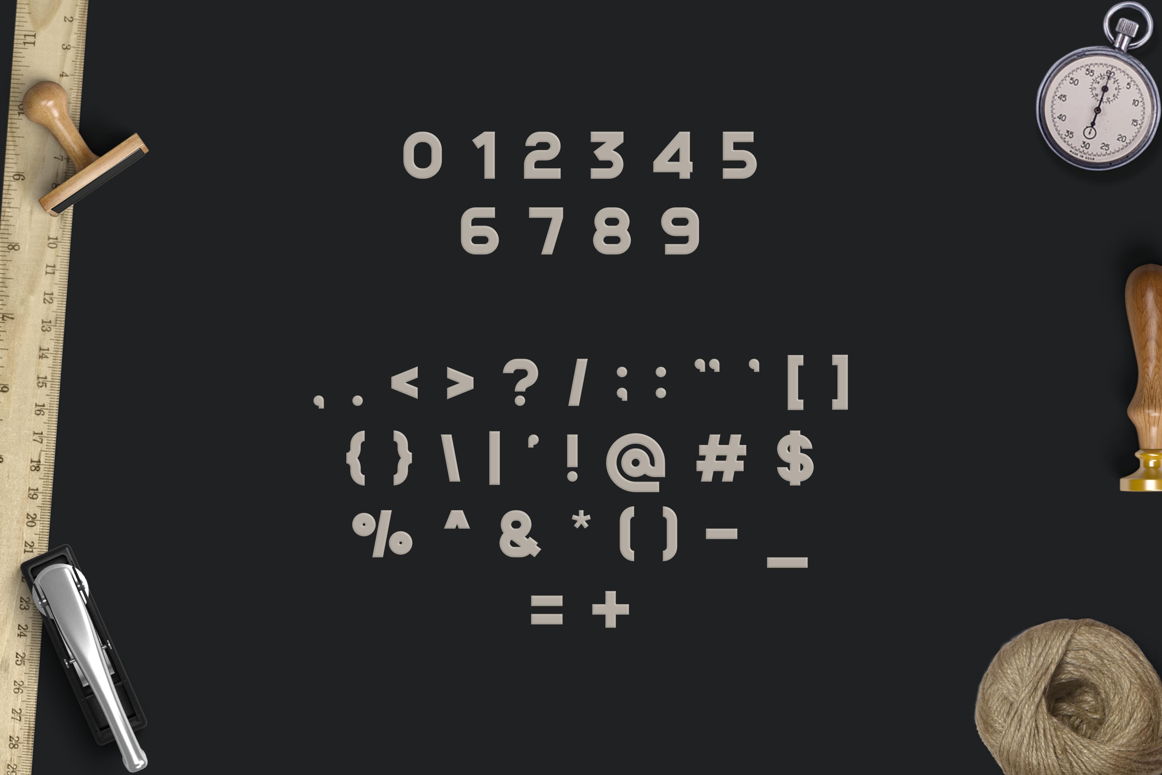 Rehab - The Display Sans Serif Font example image 7