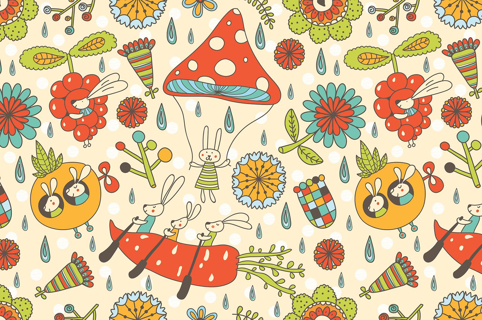 Happy rabbits! example image 2