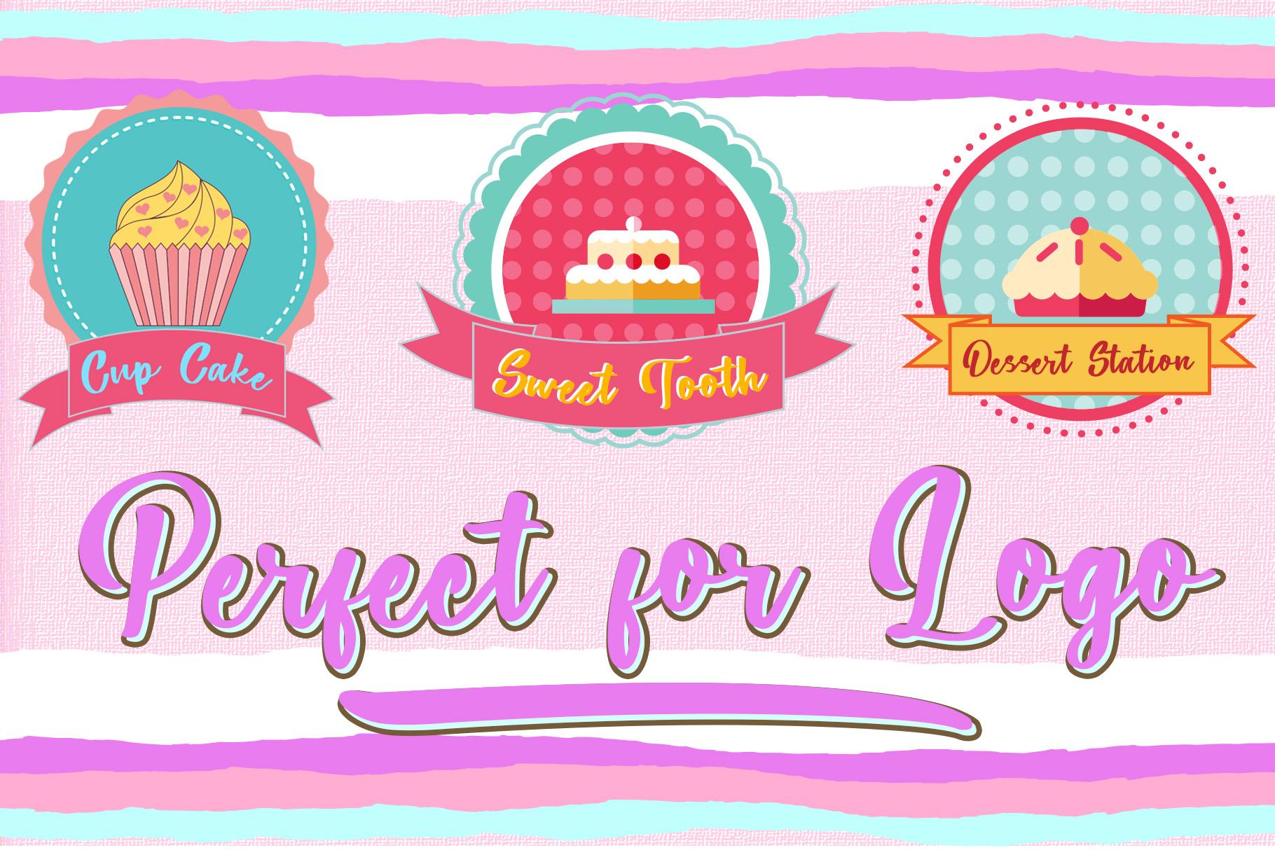 Parfait - Brush Script Font example image 6