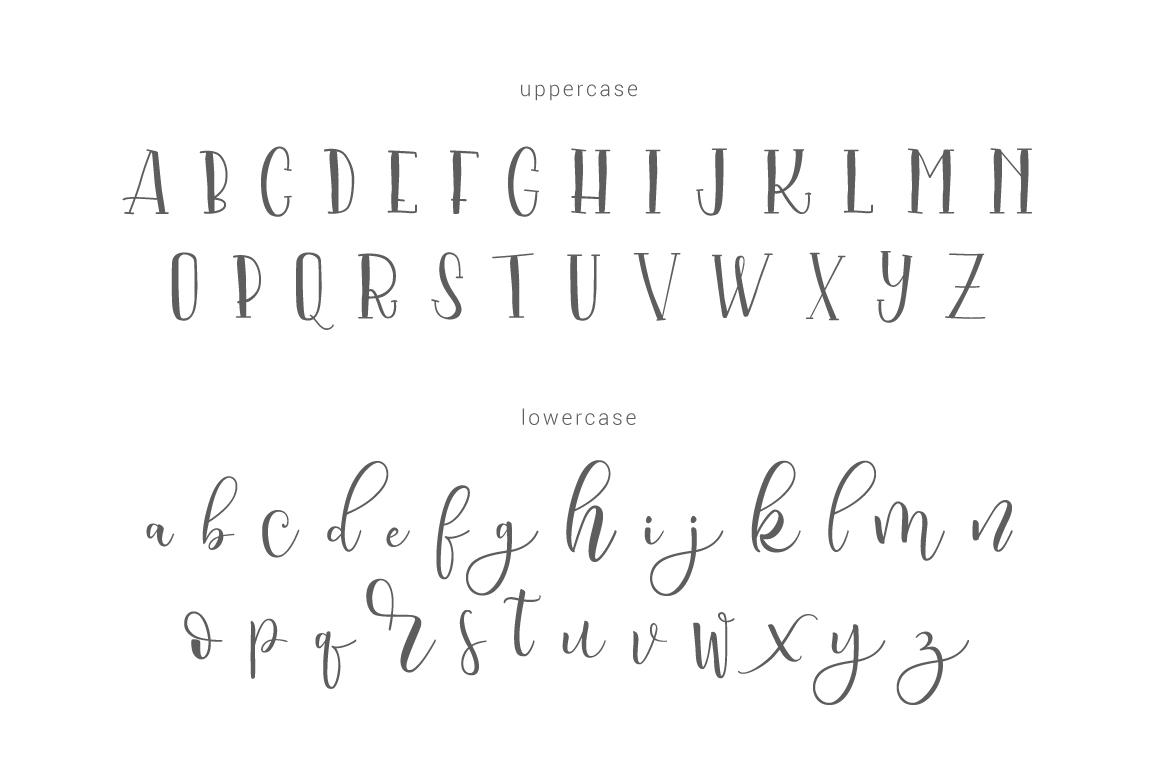 Serangkai Typeface example image 5