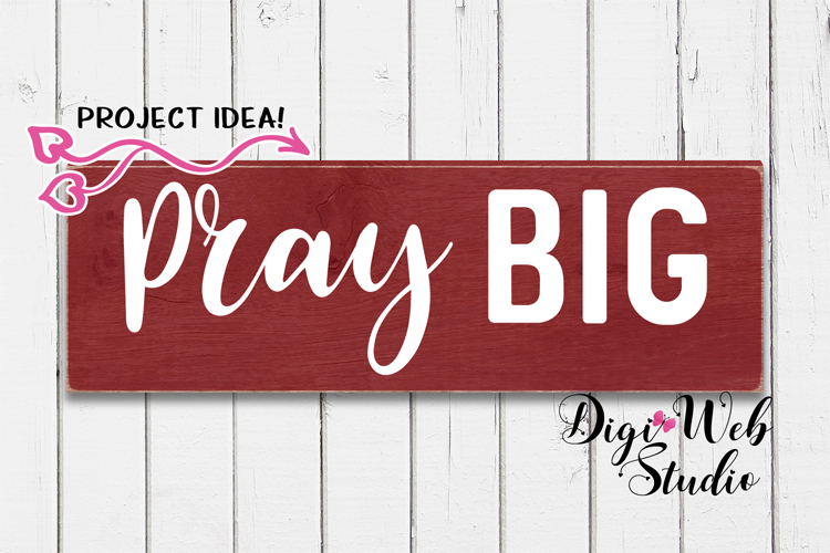 Wood Sign Mockup - Painted Farmhouse Red Wood Sign example image 2