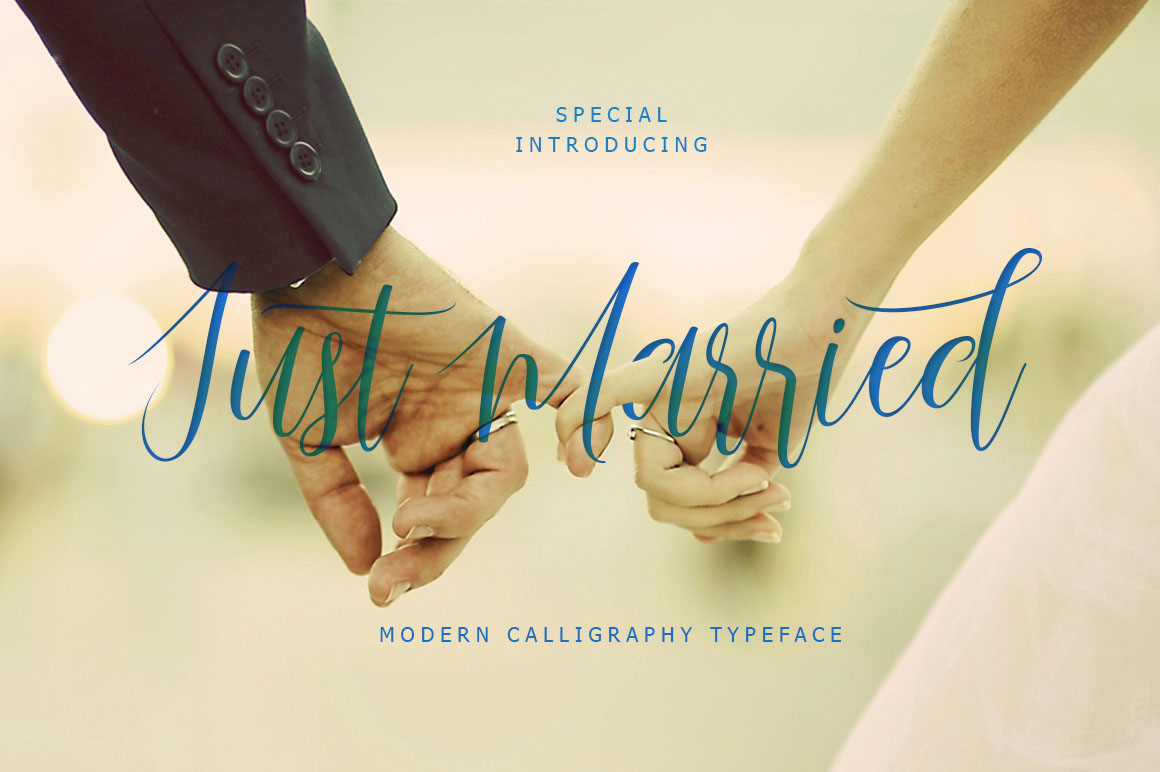 Just Married Script example image 7