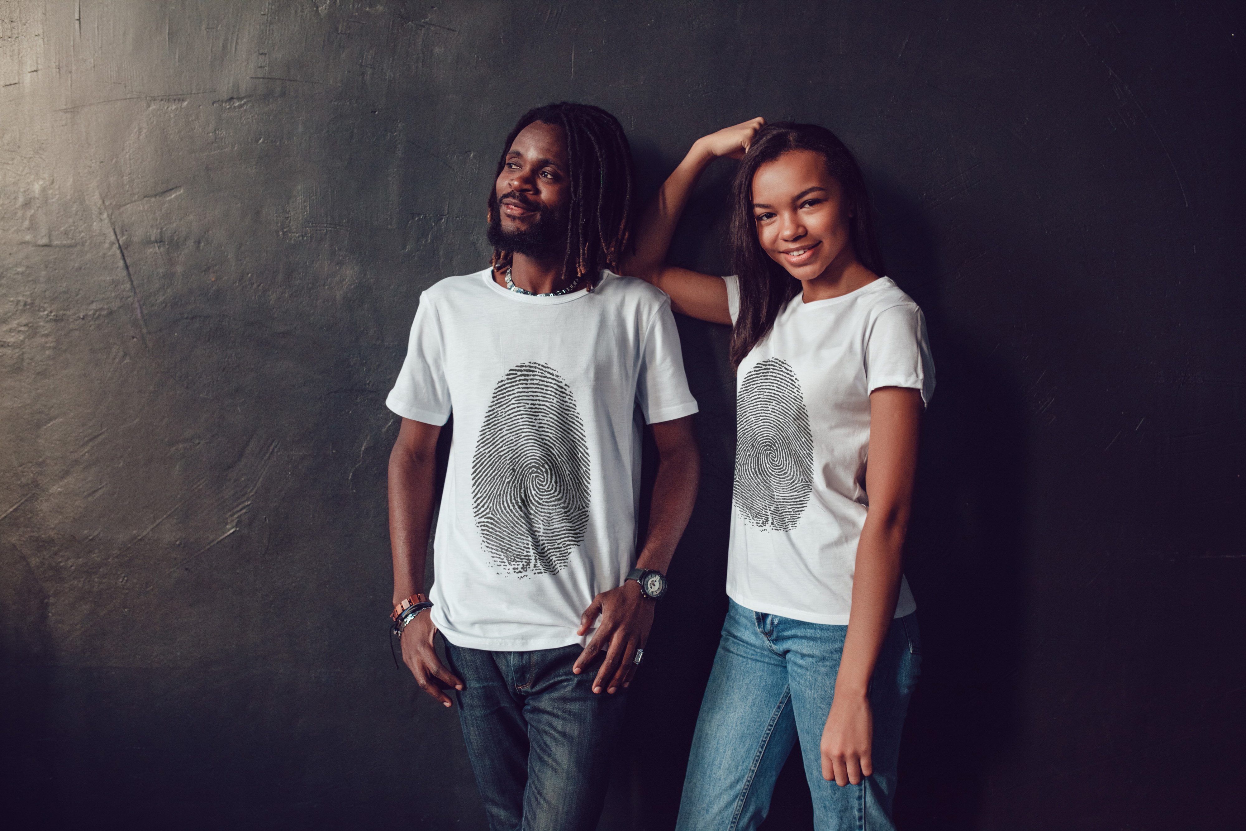 T-Shirt Mock-Up 2018 #1 example image 11